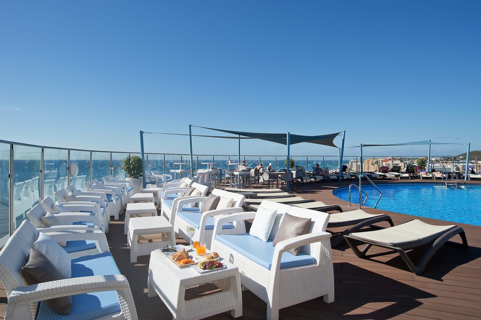 Hotel El Puerto | Sky Bar Azotea | By Pierre & Vacances