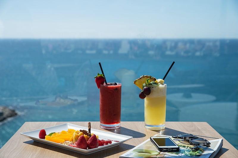 Sky bar | Hotel El Puerto | Pierre & Vacances | Fuengirola | Costa del Sol